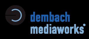 Logo dembach mediaworks