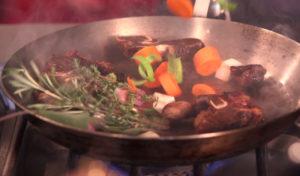Standbild Werbespot Catering Hauser