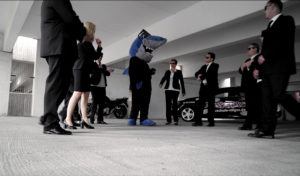 Standbild Imagefilm Fahrschule Nilges