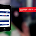 Standbild Produktfilm Messer eOrder-App