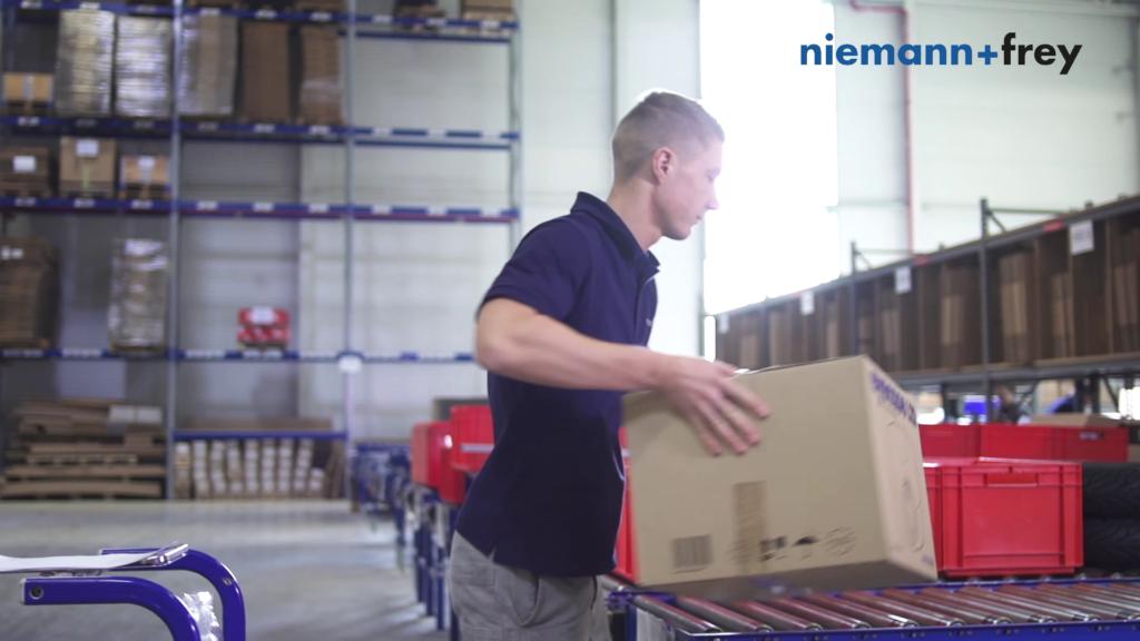 Standbild Imagefilm Niemann+Frey