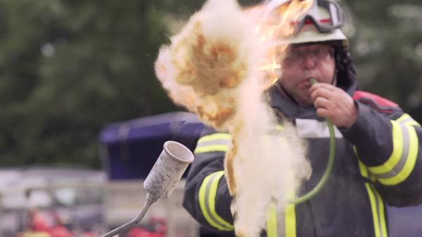 Standbild 2 Schulungsfilm Betrieblicher Brandschutz